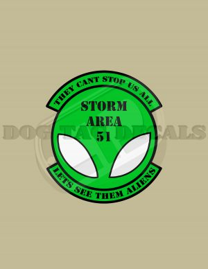 -Area 51 Products