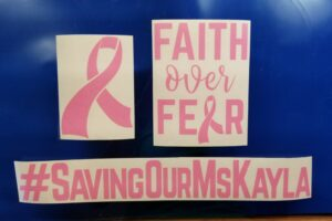 Saving Our Ms Kayla Fundraiser